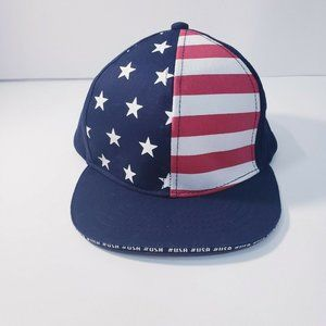 The Children's Place Boy's American USA Flag Hat